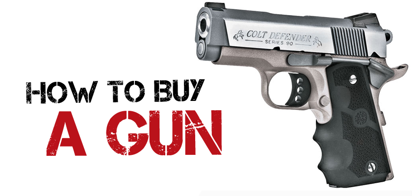 Picture for category How to Purchase Firearms